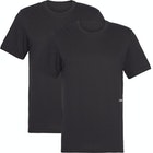 Calvin Klein Crew Neck 2 Pack Men's Short Sleeve T-Shirt