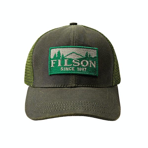 Cappello Filson Logger Mesh