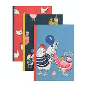 Cath Kidston Set Of Three Note Book