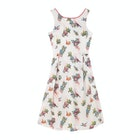 Cath Kidston Cotton Poplin Sleeveless Dress