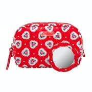 Cath Kidston Classic Box Dames Make Up Bag