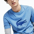 Lacoste Th4235-00 T-Shirt Korte Mouwen