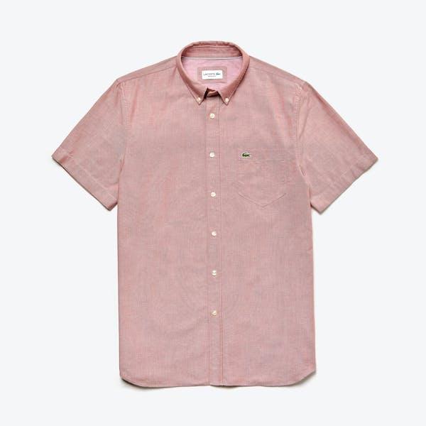 Lacoste Ch4975-00 Overhemd Korte Mouwen