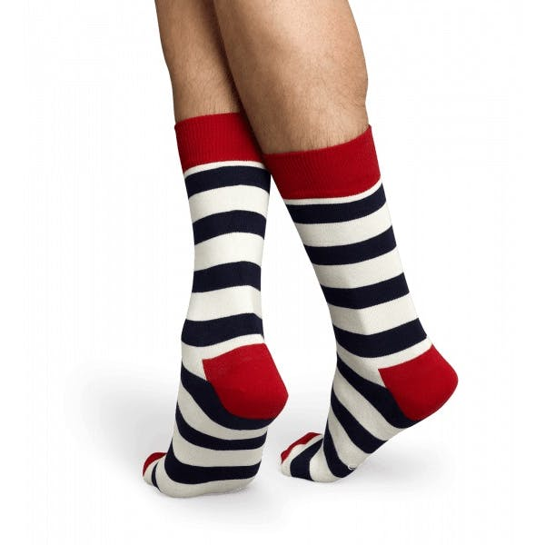 Happy Socks Stripe Sokker