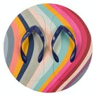Paul Smith Swirl Disc Dames Sandalen
