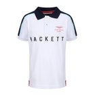 Hackett Aston Martin Racing Boy's Polo Shirt