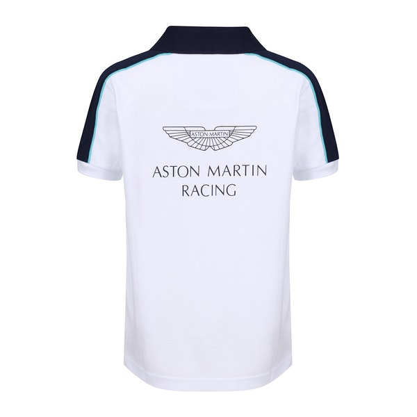 Hackett Aston Martin Racing Poloshirt