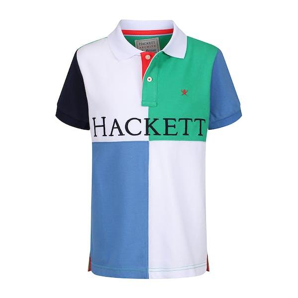 Hackett Quad Boy's Polo Shirt
