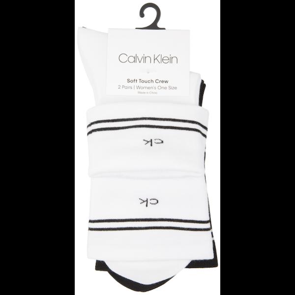 Calvin Klein 2 Pack Charlotte Women's Fashion Socks