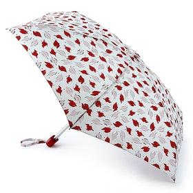 Lulu Guinness Tiny Damen Regenschirm - Beauty Mark