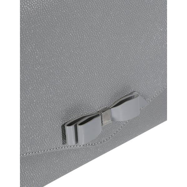 Sac à main Femme Ted Baker Krystan Bow Leather Envelope Pouch