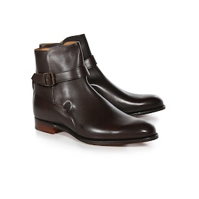 Buty Damski Cheaney Made In England Lucinda - Mocha Calf