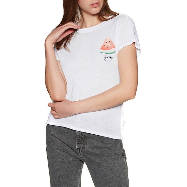 Free People Fruit Medley Women's Short Sleeve T-Shirt