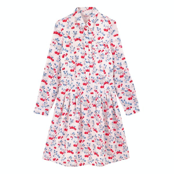 Cath Kidston Cherry Shirt Dress
