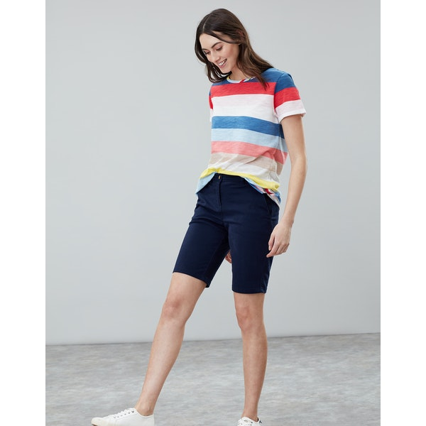 Joules Cruise Long Women's Walk Shorts