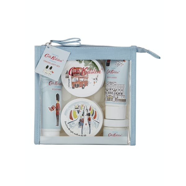 Cath Kidston Travel Women's Grooming Gift Set