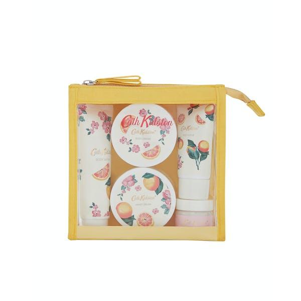 Cath Kidston Travel Grooming Gift Set
