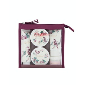 Cath Kidston Travel Grooming Gift Set - Fresh Fig