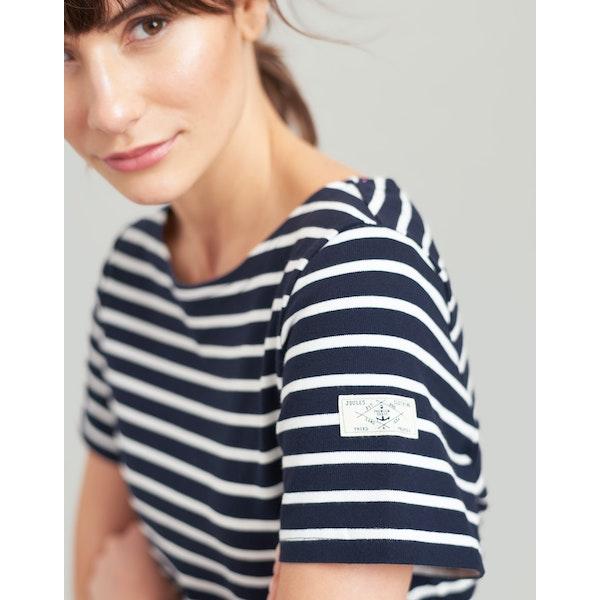 Joules Riviera Short Sleeve Jersey Dress