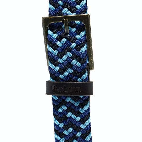 Barbour Ford Men's Web Belt