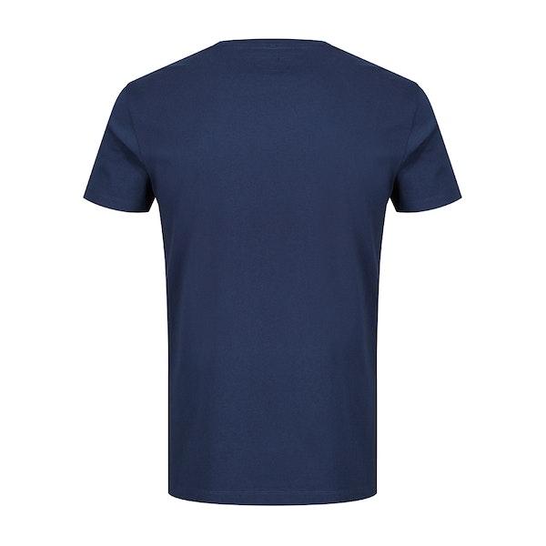 Hackett Branded Kortærmede T-shirt