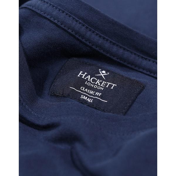 Hackett Branded Short Sleeve T-Shirt