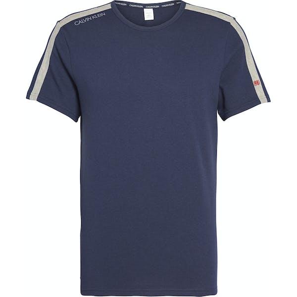 T-Shirt à Manche Courte Calvin Klein Statement 1981 Crew Neck