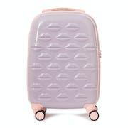 Lulu Guinness Small Lips Hard Spinner Cabin Case Women's Luggage