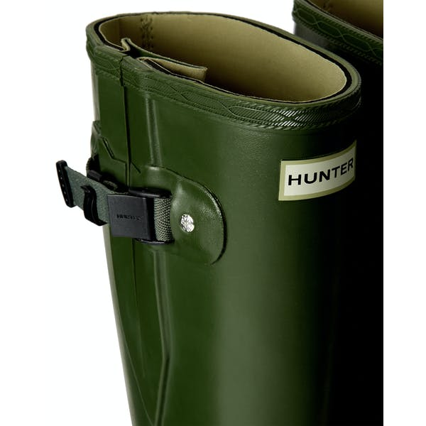 Botas de lluvia Hunter Mens Norris Field Adjustable Neoprene