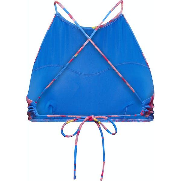 Tommy Hilfiger Tropical Print Crop Top Góra bikini