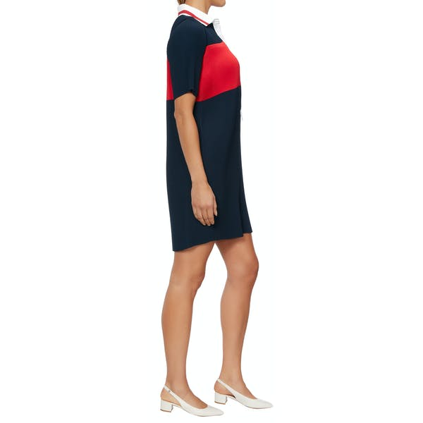 Robe Tommy Hilfiger Frances Colour Block