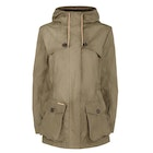 Troy London Parka Damski Wax Jacket
