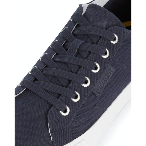 yksityiskohtainen ilme upouusi valtava alennus Lyle & Scott Mitchell Shoes - Dark Navy   Country Attire
