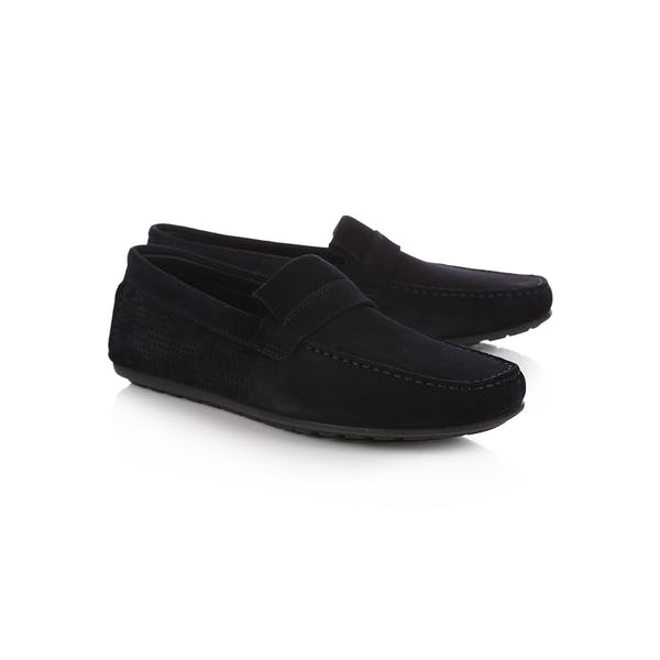 Dress Shoes BOSS Dandy Mocc