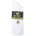 Lyle & Scott 3 Pack Hamilton ソックス