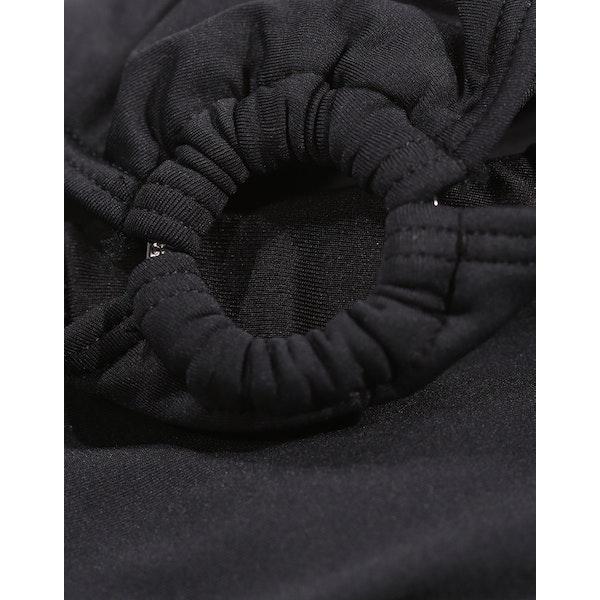 Michael Kors Iconic Solids Halter Bikini Top