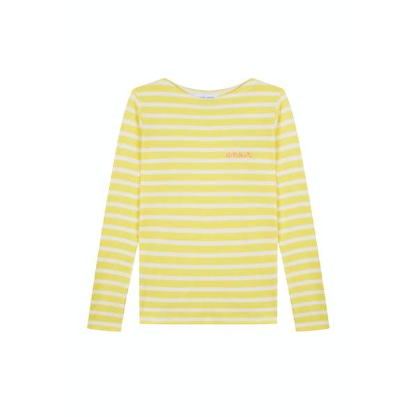 Maison Labiche Sailor Amou Dames T-Shirt Lange Mouwen