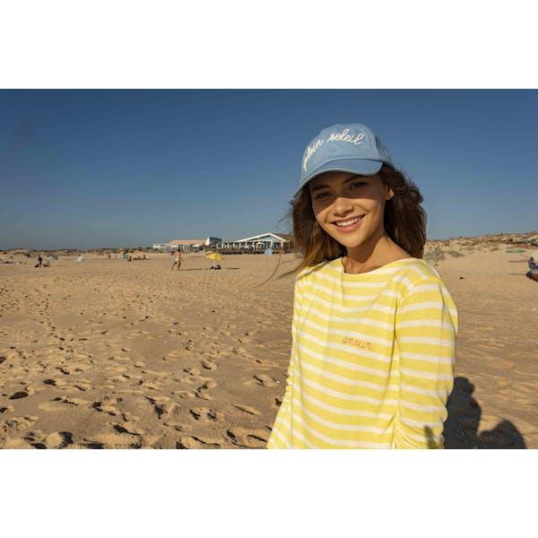 Maison Labiche Sailor Amou Damski Koszulka z długim rękawem
