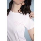 Maison Labiche Boyfriend Crazy In L Damski Koszulka z krótkim rękawem