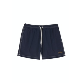 Maison Labiche De Bain Holidays Men's Swim Shorts - Blue