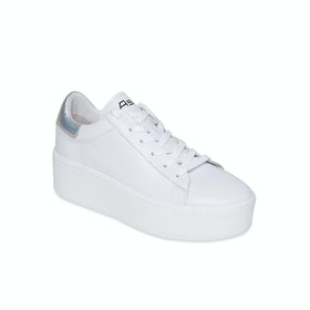 ASH Cult Women's Shoes - White Silver