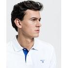 Gant Contrast Collar Menn Poloskjorte