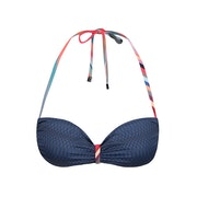 Paul Smith Au190 Bandeau Tie Bikini Top