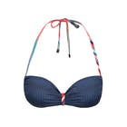 Paul Smith Au190 Bandeau Tie Bikini Tops