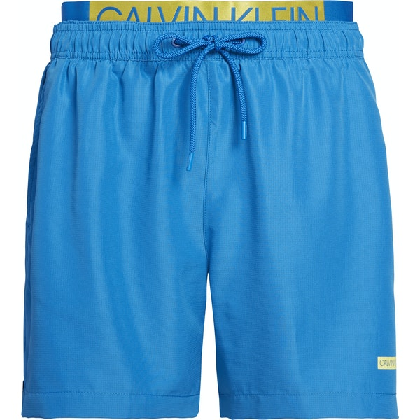Calvin Klein Medium Double Waistband Men's Shorts