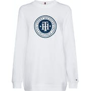 Tommy Hilfiger Vera Logo Terry Dames Trui