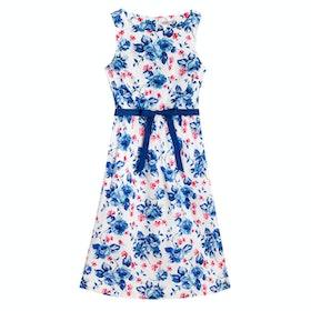 Cath Kidston Sleeveless Dress - Dulwich Rose