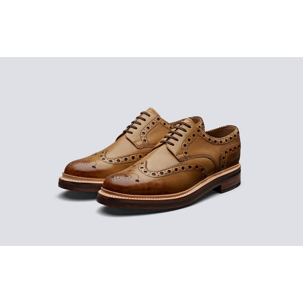 Dress Shoes Hombre Grenson Archie