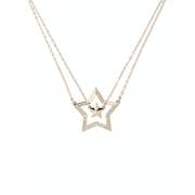 Necklace Ted Baker Idolina Interstella Double Pendant