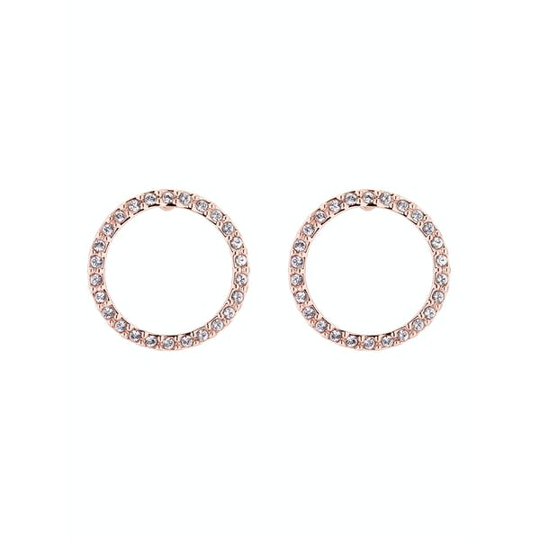 Earrings Ted Baker Leeiza Luunar Pave Circle